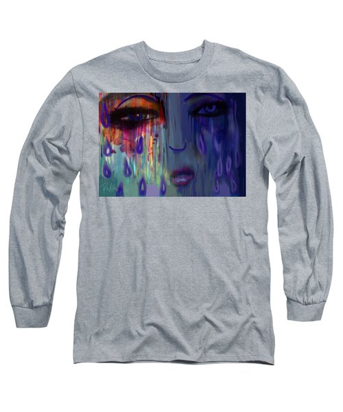 Tearful  Dream Long Sleeve T-Shirt