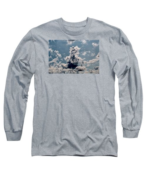 Long Sleeve T-Shirt featuring the photograph Teddy Bear by Leif Sohlman