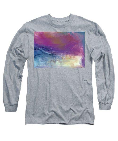 Temperamental Twilight Long Sleeve T-Shirt
