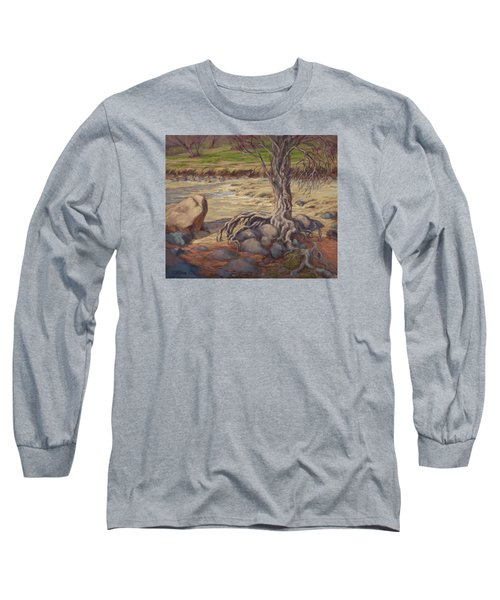 Tenacity Long Sleeve T-Shirt by Jane Thorpe