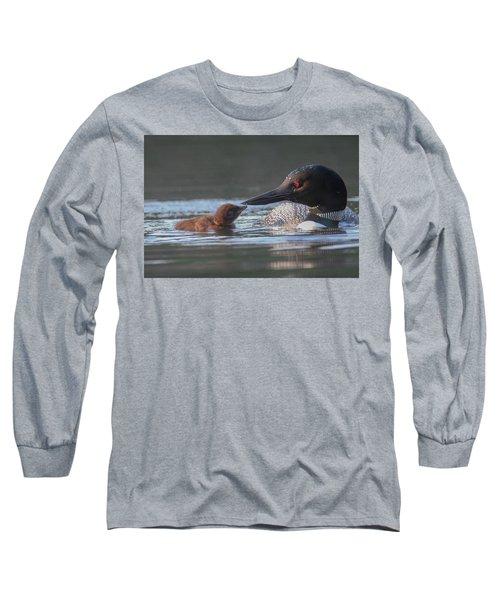 Tender Moment Long Sleeve T-Shirt