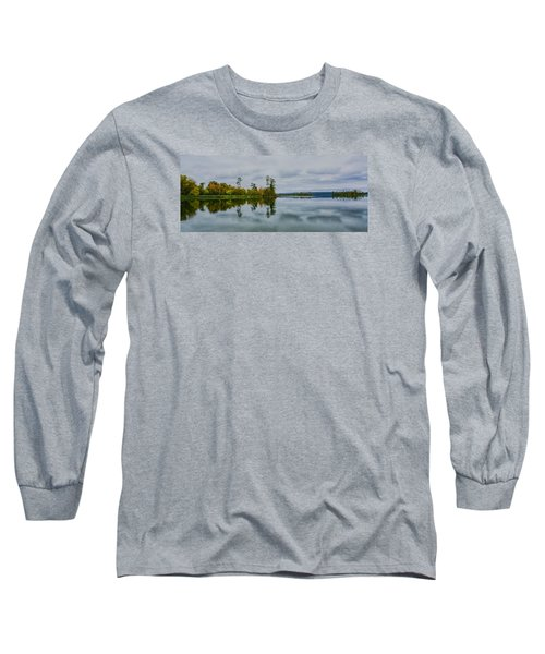 Long Sleeve T-Shirt featuring the photograph Tennesse River by Susi Stroud