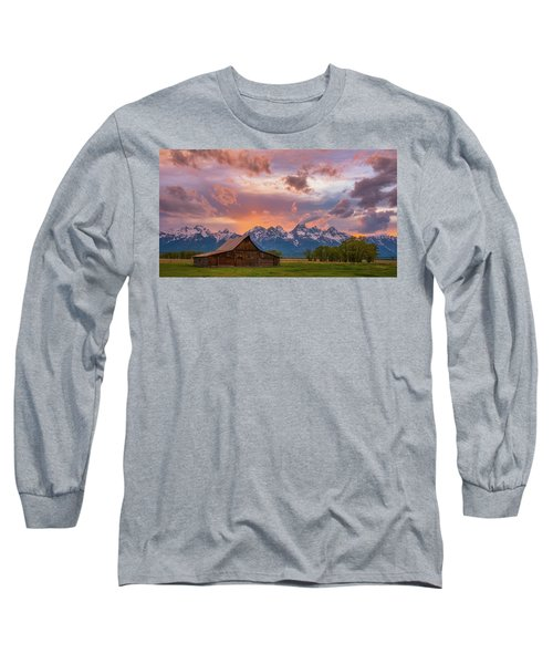 Teton Blaze Long Sleeve T-Shirt