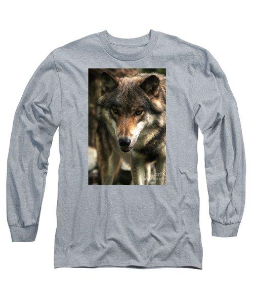 Teton Dribbling Long Sleeve T-Shirt by William Fields