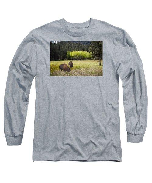 Tetonka Long Sleeve T-Shirt by John Hix
