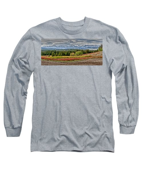 Tetons Long Sleeve T-Shirt
