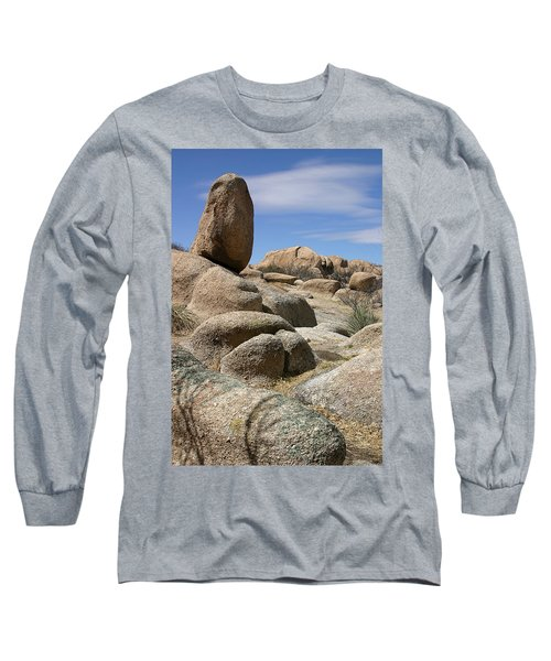 Texas Canyon Long Sleeve T-Shirt by Joe Kozlowski