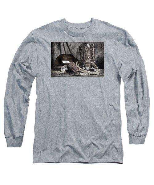 Texas Lawman Long Sleeve T-Shirt