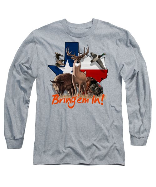 Texas Total Package Long Sleeve T-Shirt