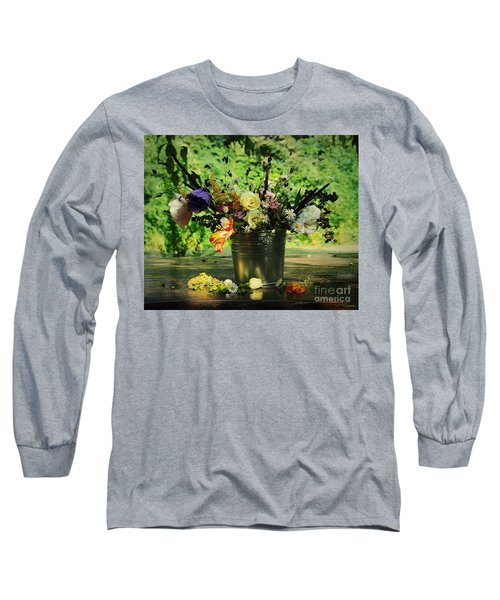 Thanks Long Sleeve T-Shirt