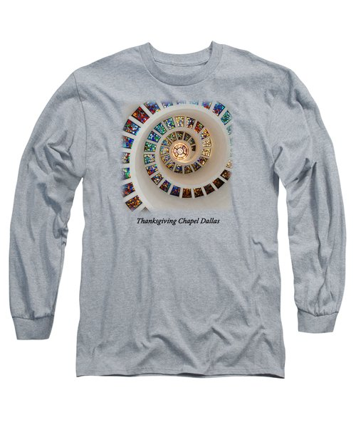 Thanksgiving Stained Glass V2 T-shirt Long Sleeve T-Shirt