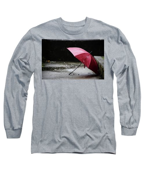 That Love The Dried  Long Sleeve T-Shirt by Empty Wall