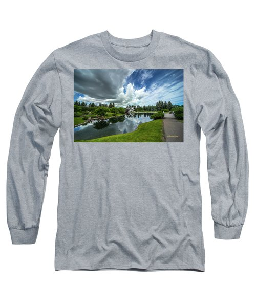 That Prairie Sky Long Sleeve T-Shirt