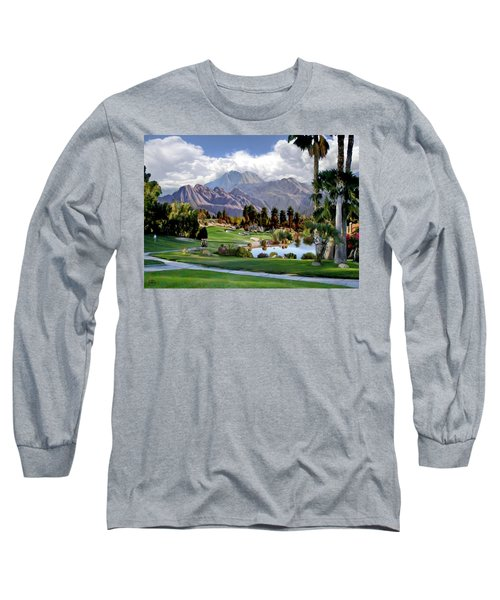 The 5th At Woodhaven Long Sleeve T-Shirt