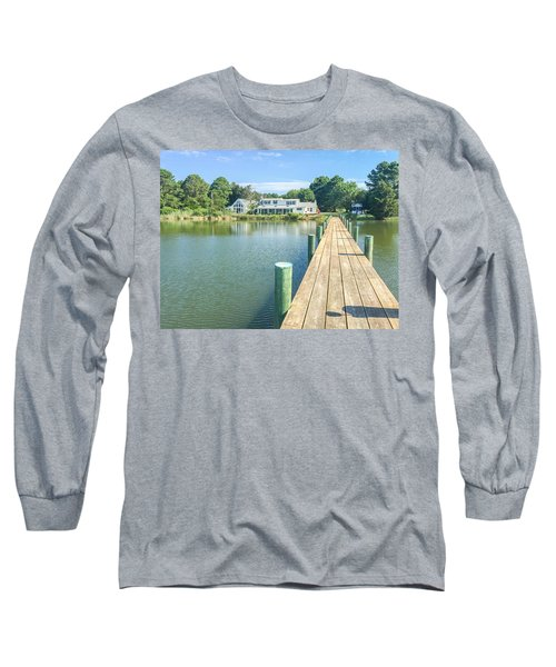 The Abbey On Cooper Point Long Sleeve T-Shirt