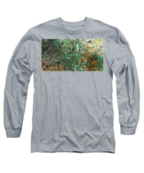 The Abstract Concept Long Sleeve T-Shirt