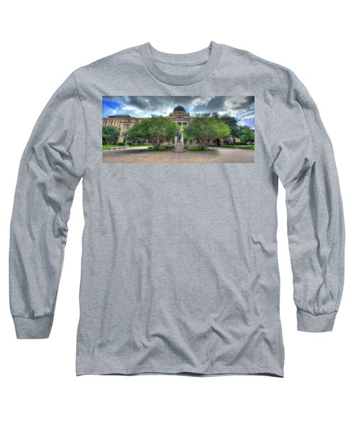 The Academic Building Long Sleeve T-Shirt