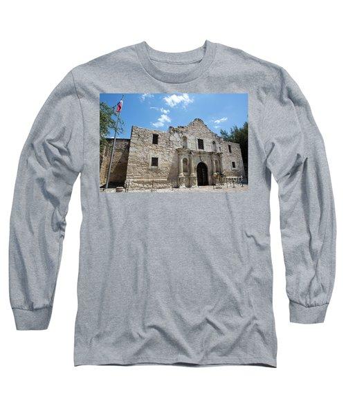 The Alamo Texas Long Sleeve T-Shirt
