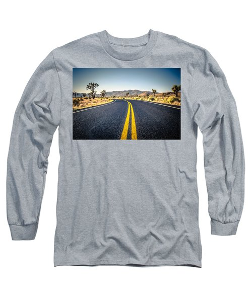 The American Wilderness Long Sleeve T-Shirt