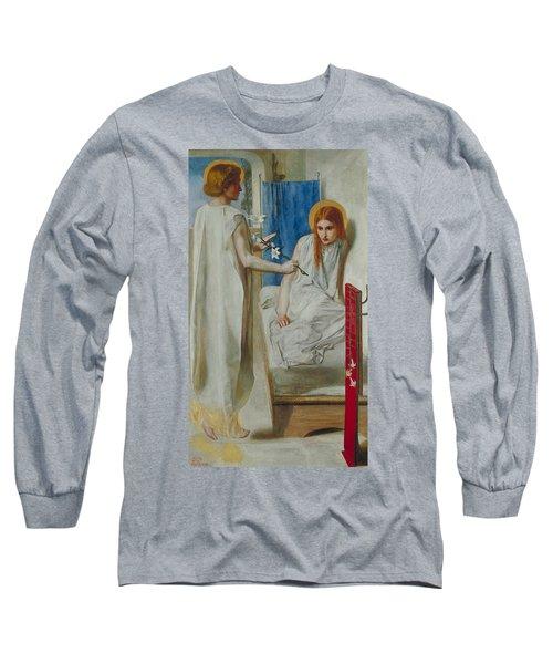 The Annunciation Long Sleeve T-Shirt