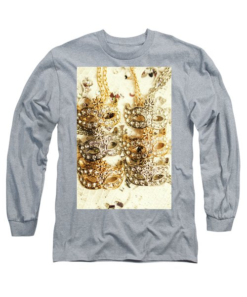 The Antique Jewellery Store Long Sleeve T-Shirt