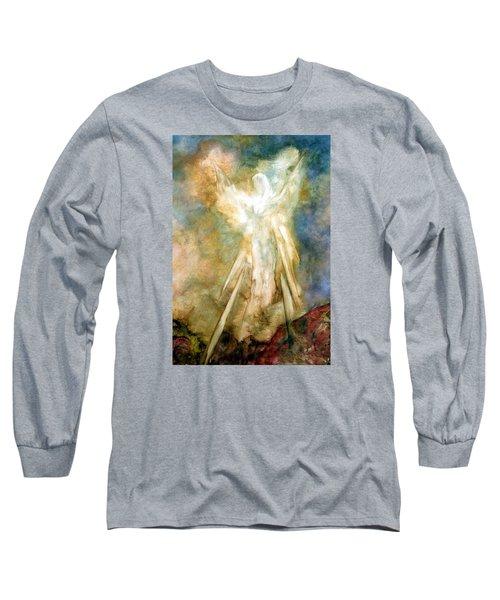The Appearance Long Sleeve T-Shirt by Marina Petro