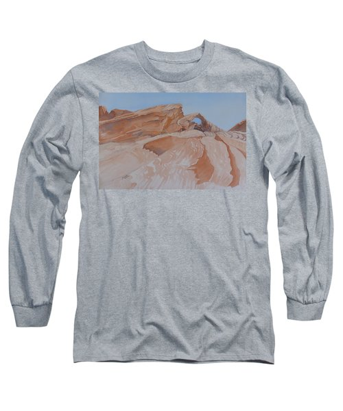 The Arch Rock Experiment - Vi Long Sleeve T-Shirt