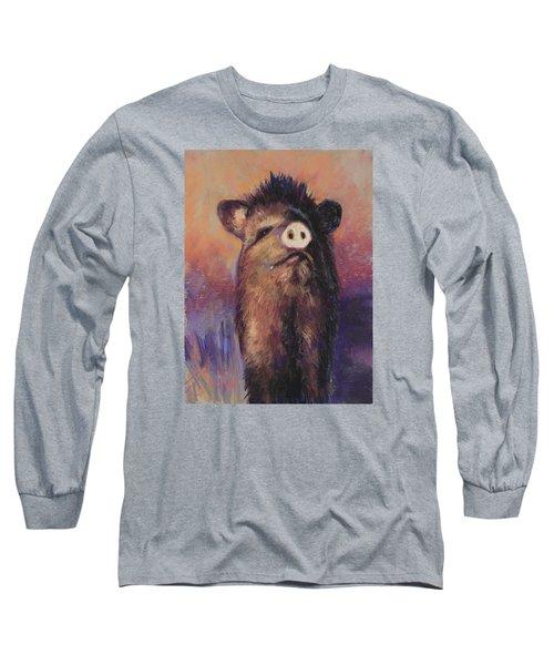The Aristocrat Long Sleeve T-Shirt