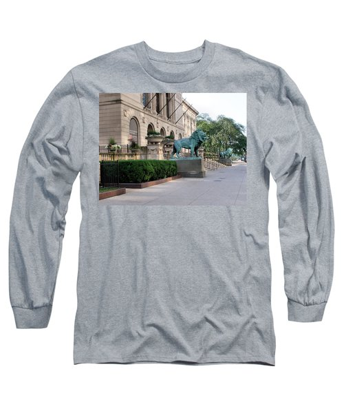 The Art Institute Of Chicago - 3 Long Sleeve T-Shirt