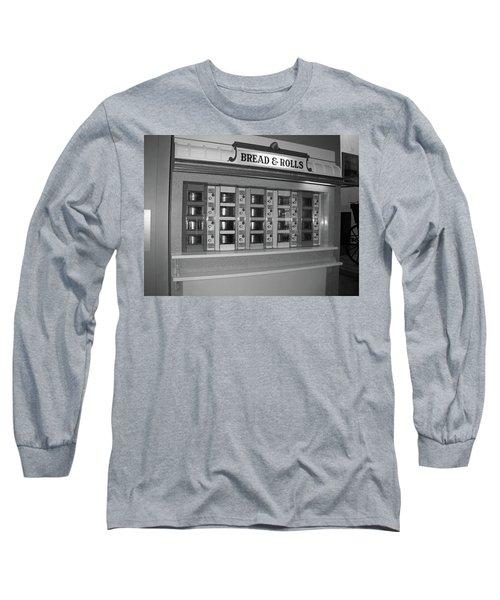 The Automat Long Sleeve T-Shirt by John Schneider