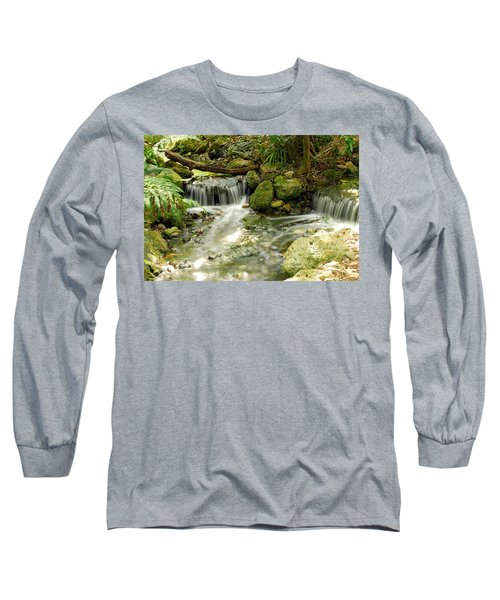 The Babbling Brook Long Sleeve T-Shirt