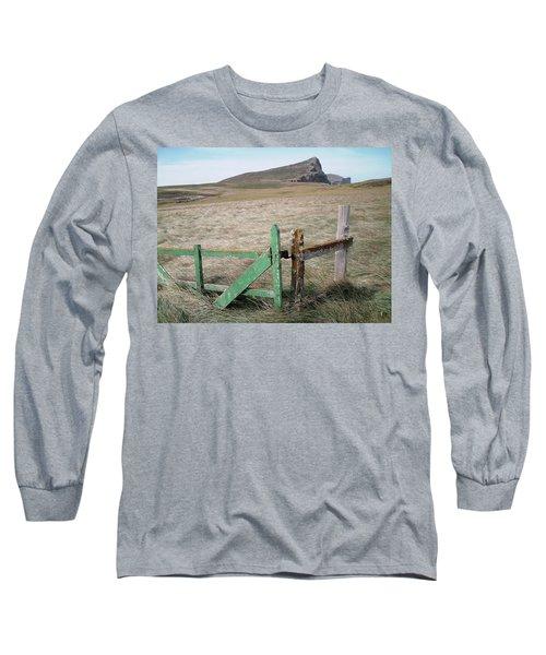 The Back 1000 Long Sleeve T-Shirt