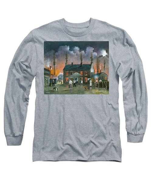 The Backyard Long Sleeve T-Shirt