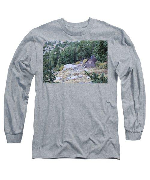 The Barr Trail A Frame Long Sleeve T-Shirt