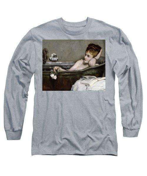 The Bath Long Sleeve T-Shirt