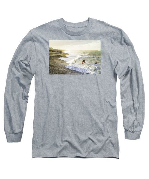 The Bathers Long Sleeve T-Shirt
