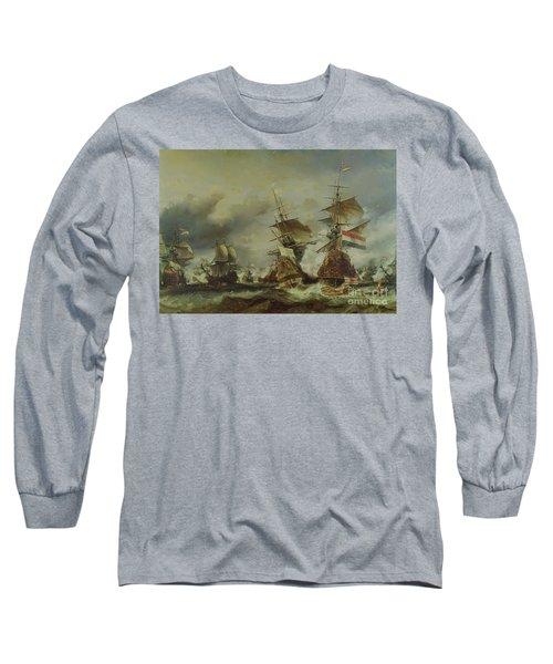 The Battle Of Texel Long Sleeve T-Shirt