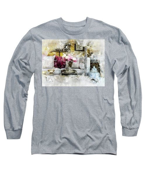 The Beauty In The Street Long Sleeve T-Shirt