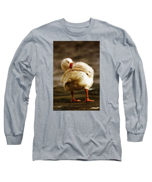 Long Sleeve T-Shirt featuring the photograph The Beauty Of Nature 056 by Kevin Chippindall