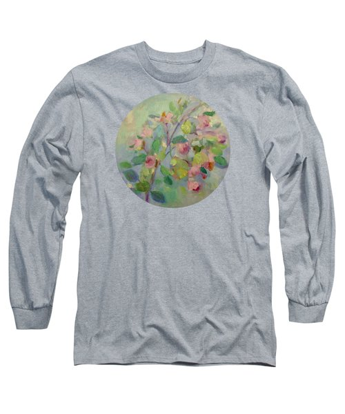 The Beauty Of Spring Long Sleeve T-Shirt by Mary Wolf