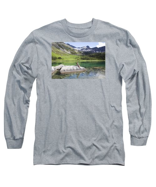 The Beauty Long Sleeve T-Shirt