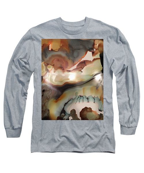 The Beginning Of Time Long Sleeve T-Shirt