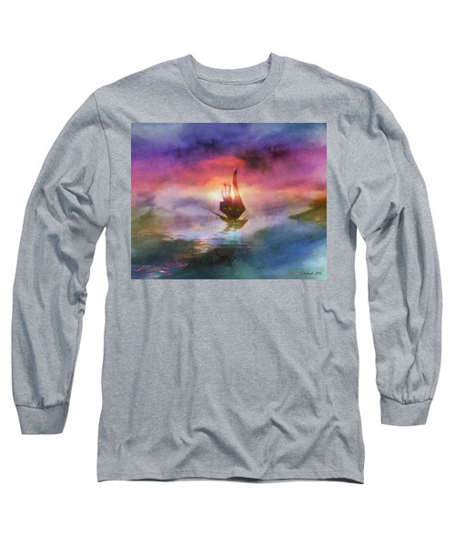 The Belated Boat Long Sleeve T-Shirt