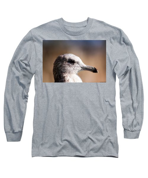 The Best Side Of The Gull Long Sleeve T-Shirt