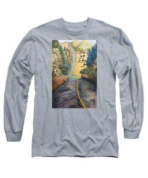 The Big Dip Long Sleeve T-Shirt
