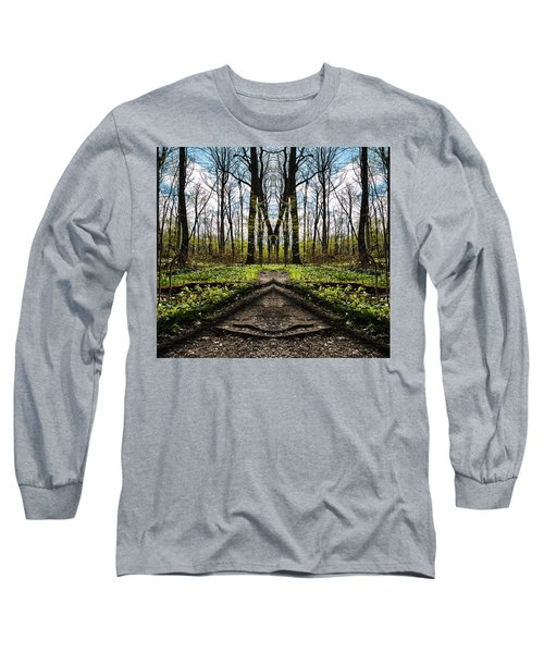 The Big M Long Sleeve T-Shirt