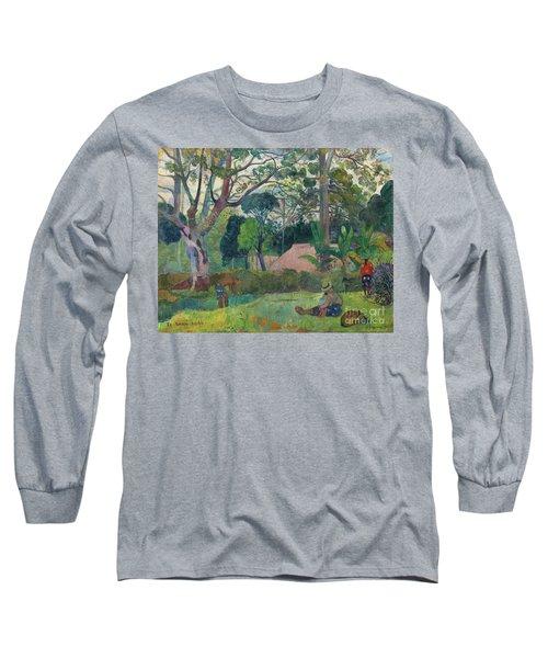 The Big Tree  Te Raau Rahi Long Sleeve T-Shirt