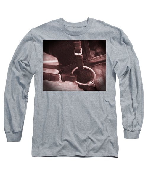 The Bit Long Sleeve T-Shirt
