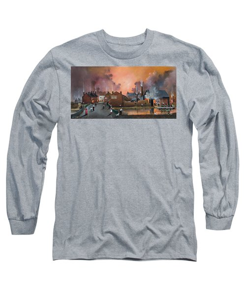 The Black Country Village Long Sleeve T-Shirt