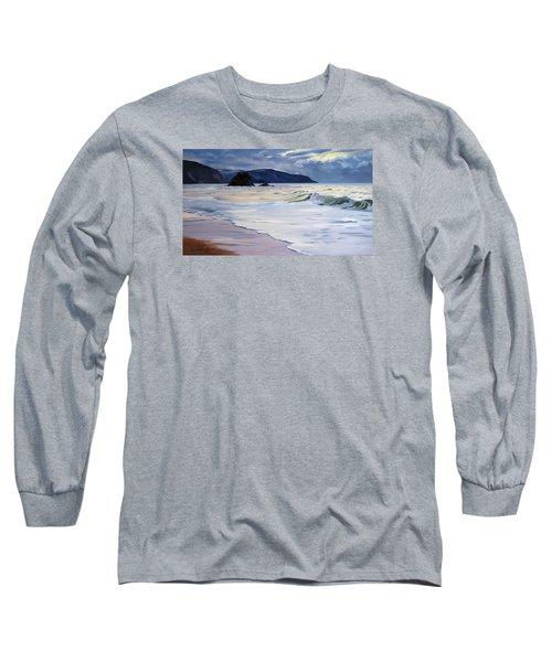 The Black Rock Widemouth Bay Long Sleeve T-Shirt
